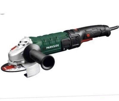 Angle Grinder PWS 125 E4 by Parkside. MADE IN GERMANY!!! NEW MODEL !!!!!!!