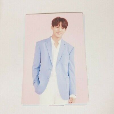 "K-POP SEVENTEEN Fan Meeting ""SEVENTEEN IN CARAT LAND"" Official MINGYU PHOTOCARD"