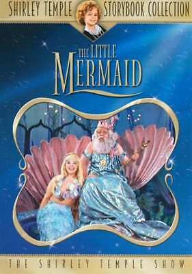 The Little Mermaid NEW DVD