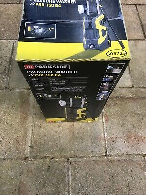 Parkside Pressure Washer PHD 150 G4
