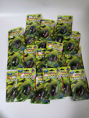 20 x Stained Insect Family Toys - Party Gift Ideas - Damaged Boxes