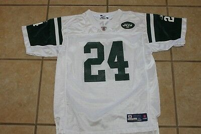 8c23a766 MENS NFL NEW York Jets Darrelle Revis Football Jersey Youth XL