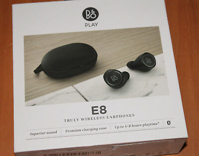 Bang & Olufsen Beoplay E8 Premium Truly Wireless Bluetooth Earphones