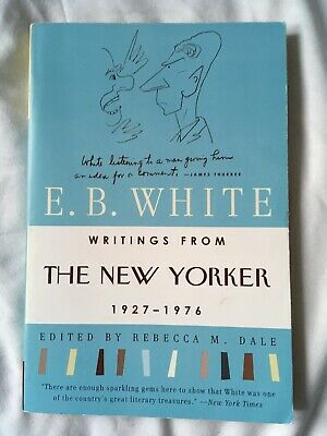 Writings from the New Yorker 1927-1976. Good Condition