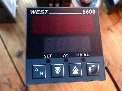 West N6600-Z221000 Temperature Controller