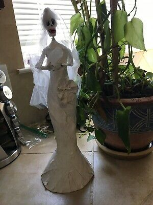 Catrina *Day of the Dead* Dia de los Muertos Doll Bride Made in Mexico 16 in