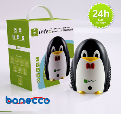 Inhaler Intec Penguin FOR INFANTS AND CHILDREN