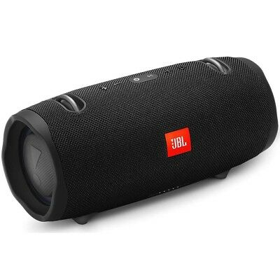 New JBL Xtreme 2 Portable Bluetooth Wireless Waterproof Speaker - (Black)
