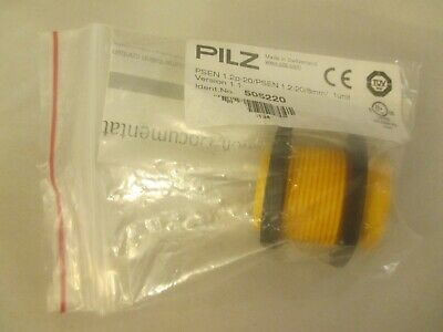 Pilz 505220 PSEN Magnetic Non-Contact Safety Switches. Lot of 2.
