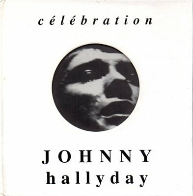Rare Cd Johnny Hallyday  Celebration   Interview  En 1968  Sur Rtl