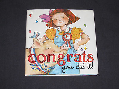 congrats you did it! by Mary Engelbreit  HB with DC