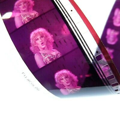 Divine Madness Bette Midler 35mm Film movie Trailer 1980