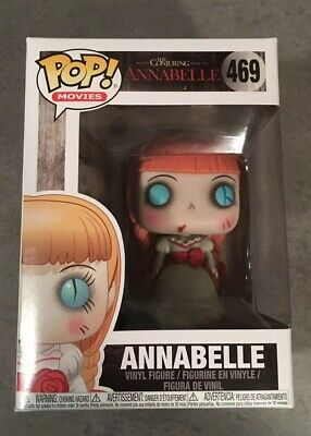 Funko Pop! Movies Horror S4: Annabelle Brand #469 Brand New Boxed