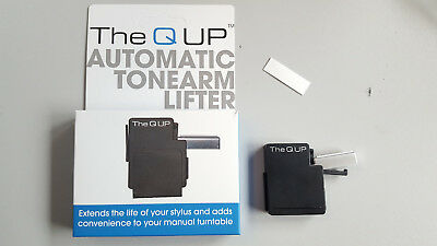 The  Q UP automatic tonearm lifter -  for Project, Music Hall, Rega -See details
