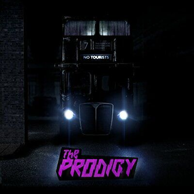 211517 The Prodigy - No Tourists (CD x 1) |Nuevo|