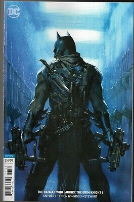 Batman Who Laughs Grim Knight #1 Gabriele Dell'Otto Variant