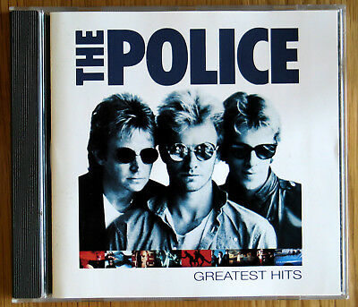 CD - The Police - Greatest Hits