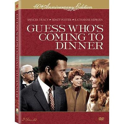 Guess Who's Coming to Dinner [New DVD] Anniversary Edition, Dolby, Dubbed, Sub