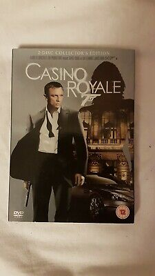 Casino Royale James Bond 2 Disc Dvd
