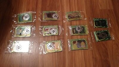 2018 NYCC Rick And Morty Trading Card Pack Lot of 11 Exclusive Cryptozoic sealed