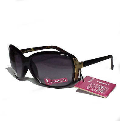 Foster Grant Women Sunglasses black butterfly Suspense 100% UV protection NWT