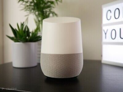 Google Home Wireless Speaker & Home Assistant