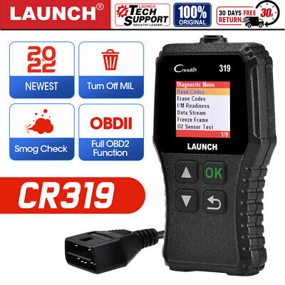 OBD2 EOBD OBDII Car Fault Code Reader Scanner Diagnostic Auto Engine Scan Tool