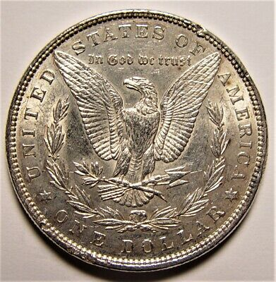 (1) 1897 MORGAN SILVER DOLLAR! Nice Coin! Estate Purchase (007)