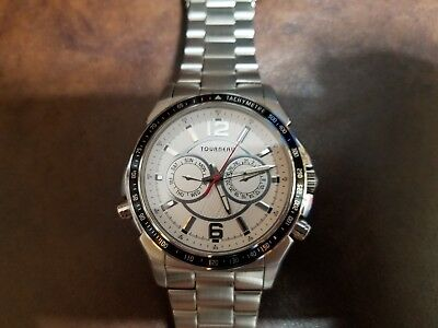 GREAT CONDITION TOURNEAU Mens Watch Made for Acura