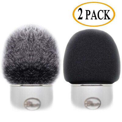 Details about  Foam Microphone Windscreen Mic Cover Pop Filter for Blue Yeti Pro