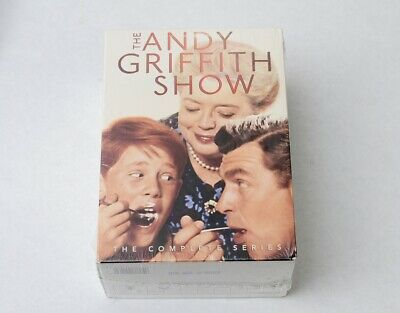 THE ANDY GRIFFITH SHOW *NEW SEALED* Complete Series on DVD 1-8 - Seasons 1-8