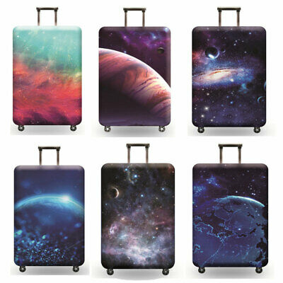 """Suitcase Luggage Elastic Cover Protector Dust proof Anti Scratch Case Bag 18-32"""""""