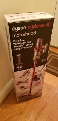 NEW!!! Dyson Cyclone V10 Motorhead Bagless Cordless Vacuum Cleaner New Sealed