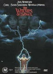 New The Witches Of Eastwick Dvd4