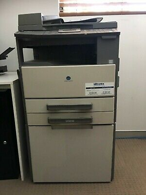 A3 to A5 Mono Photocopier - in good working condition