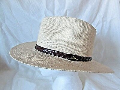 35ba26b8ea291 TOMMY BAHAMA MEN S Panama Outback Hat Made in the US NWOT -  110.00 ...
