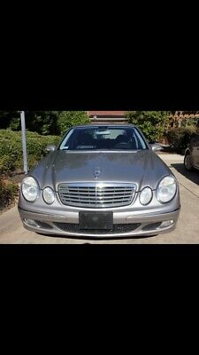 2006 Mercedes-Benz E-Class  2006 Silver Mercedes E350, has 129000 miles, excellent condition inside and out,