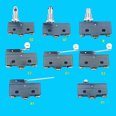 Microswitch - 10 Types -Limit Micro Switch Silver Contact YBLXW5 Series