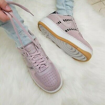 best sneakers 4fe63 bbe73 Nike Air Force 1 Upstep Women  Shoes Particle Rose Size 8.5 Style 917591 600