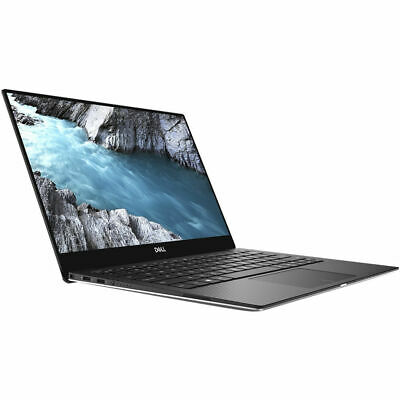 Dell XPS 13 9370 I7-8550U 512GB PCIe 16GB 4K TOUCH IPS IR CAMERA PRO SUPPORT