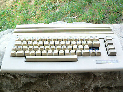 personal computer commodore 64 biscotto