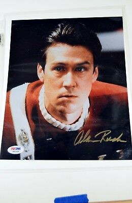 Alan Ruck autograph 8X10 signed photo Star Trek PSA/DNA COA