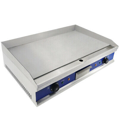 Commercial Large Commercial Electric Griddle Hotplate  Flat Grill Hot Plate