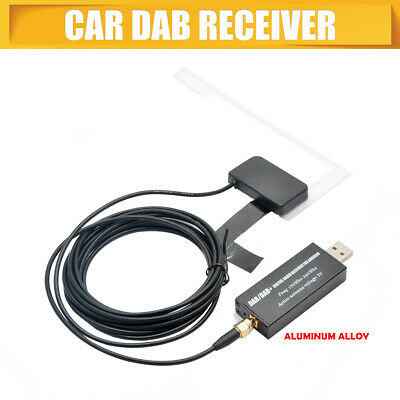 Dab Box Digital USB Stick Receiver Antennen Adapter for Android 4.0 DAB Radio DE