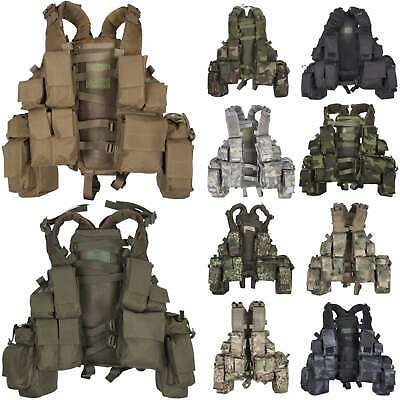 MFH South African Assault Vest Airsoft Paintball Tactical Military Army Combat