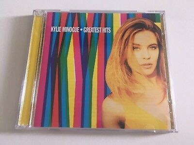Kylie Minogue Greatest Hits & 50+1 Non-stop Megamix 2CD Mint Cond. Rare!