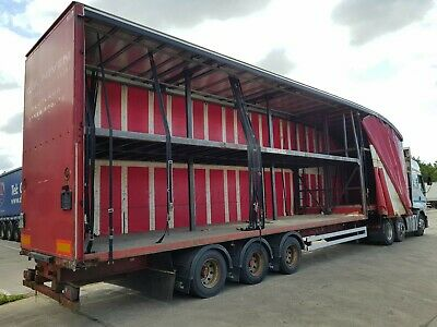 2010 Sdc Double Deck Trailer With Moffet Fittings