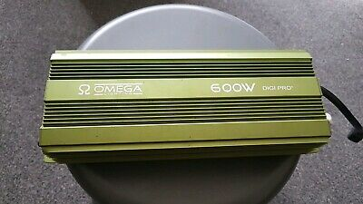 OMEGA 600W  Electronic Digital Dimmable Ballast.