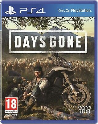 Reserva  Days Gone Ps4 •no Cd•