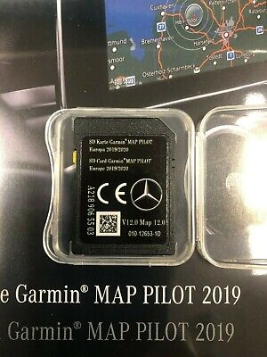 LATEST! V12 2019-2020 Mercedes GARMIN SD CARD A CLASS A2189065503 MAP SATNAV